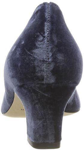 143 Para Blau Tacón De Mujer Annabelle Punta powder Cerrada k Bennett Blue Con L Zapatos nHa644q