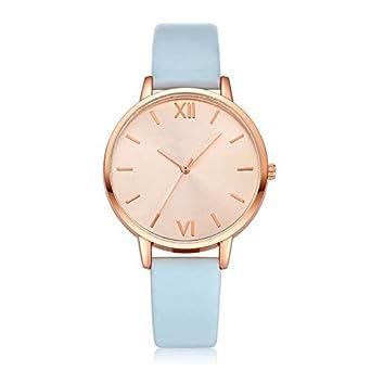 ZODOF Relojes Mujere, Reloj de Pulsera de Reloj de Cuarzo analógico de Cuarzo de Dama analógico clásico: Amazon.es: Ropa y accesorios