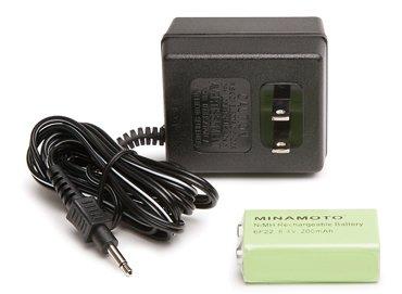 Garrett Recharger Kit for Garrett Enforcer G-2 and SuperScanner - NiMH Battery & 110 Volt 1610200 Adorama Kit