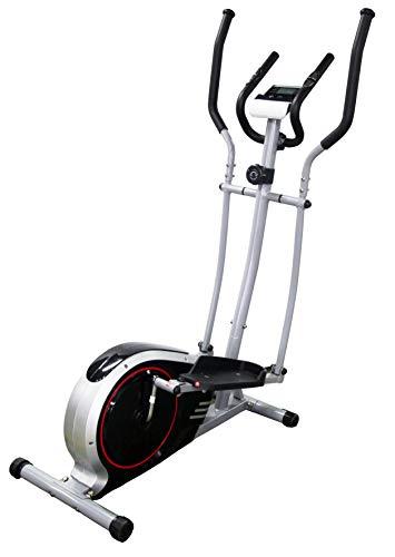 Winch Crosstrainer W.1 Easy, duurtrainer met trainingscomputer en handpulssensoren als ideale ondersteuning voor je huis