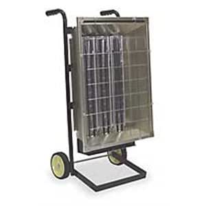 Tpi Corporation Fhk6243a Portable Electric Infrared Heater