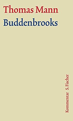 Große kommentierte Frankfurter Ausgabe.: Buddenbrooks: Verfall einer Familie