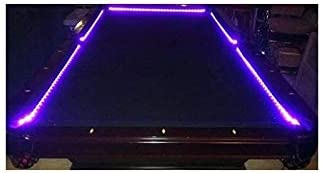 Octane iluminación bar billar mesa de billar Bumper LED RGB luces ...