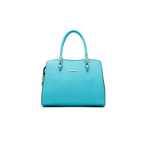 UCCOK Summer fashion handbags portable shoulder bag women Shixia models Messenger bag big bag killer package (Bag Messenger Boston)