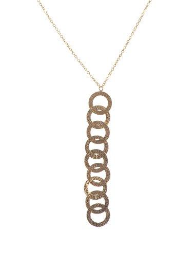 Collier - NKG-K10336 - Femme - Or Jaune 375/1000 (9 Cts) 3.2 Gr