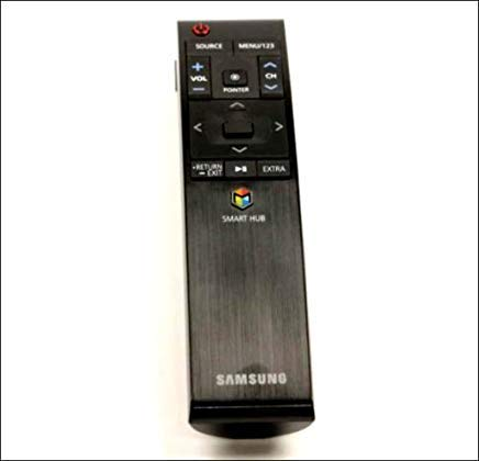 NEW GENUINE OEM SAMSUNG SMART TV HUB REMOTE CONTROL BN59-01220E BN5901220E by Gogad (Image #1)