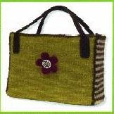 the Chicks with Sticks Crochet Tote - Felting Pattern (#232)