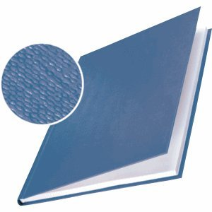 Leitz Buchbindemappe impressBind Hard Cover 3,5mm blau VE=10 Stück