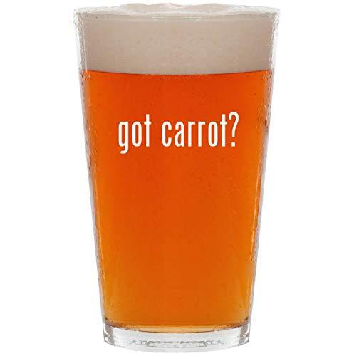 (got carrot? - 16oz All Purpose Pint Beer Glass )