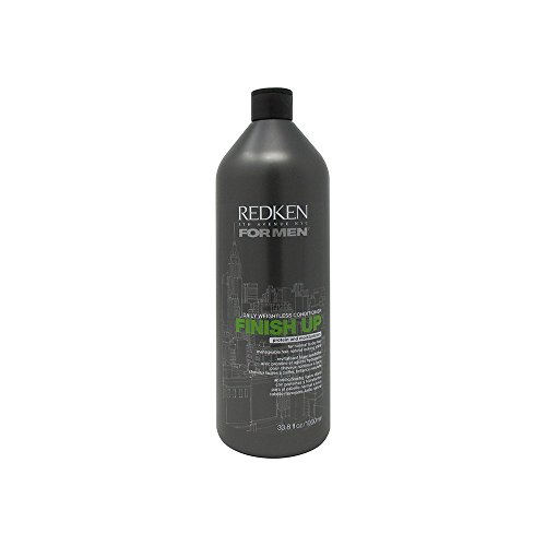 Redken Finish Up Daily Conditioner, 33.8 Ounce (Shampoo Mint Redken Clean)