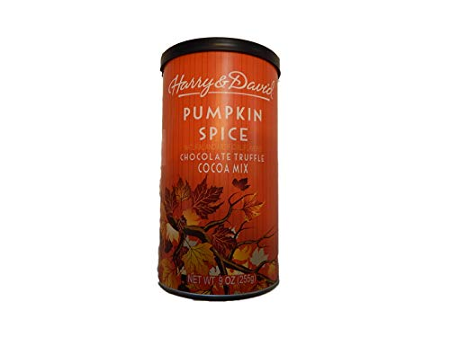 (Harry & David Pumpkin Spice Chocolate Truffle Cocoa Mix)