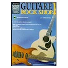 Belwin's 21st Century Guitar Rock Shop 1: French Language Edition, Book and CD
