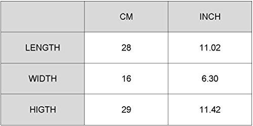 Minimalismo Di Resistente Scuro Coreano M Nylon Zaino Luckywe Portatile Svago Blu AHtwq5n6x