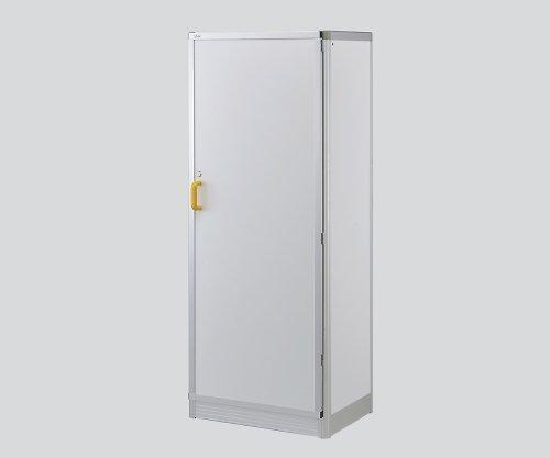 アルティア 材料キャビネット(開き扉1枚) 窓なし /8-9925-01 B079BTCGLW