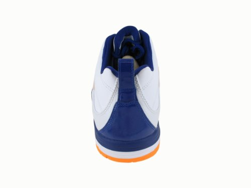Nike Sb Zoom Janoski Ht Vit / Dp Kungsblå / Brght Ctr