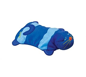 Amazon.com: petstages Kitty Cuddle PAL Gato Juguete, Negros ...