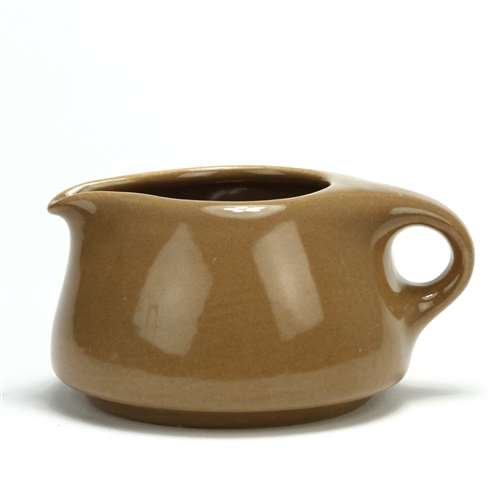 Casual, Brown by Iroquois, China Cream Pitcher