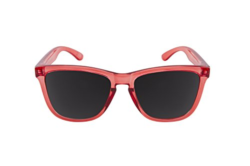 RAML Sol Crossbons Gafas BLACK PL de 1051 RED APPLE gR0Rxfwq
