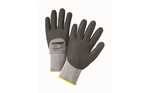West Chester Gray Large Nylon - Nitrile Full Coverage Except Cuff Coating - 715SNFTKD/L [PRICE is per DOZEN] Review