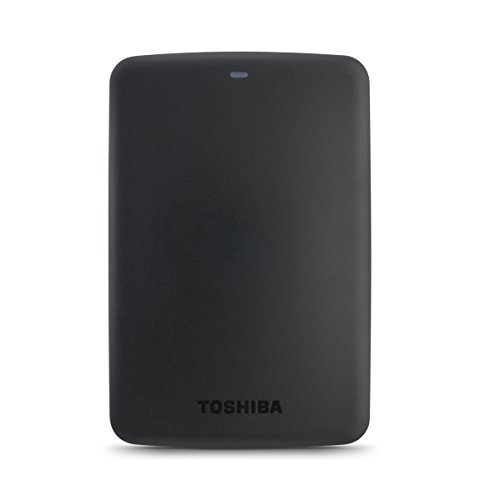 PC Hardware : Toshiba Canvio Basics 3TB Portable Hard Drive (HDTB330XK3CA)