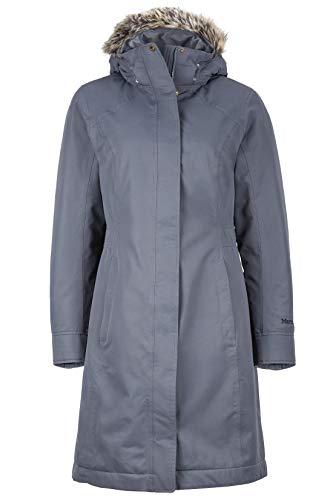 Marmot Women's Chelsea Waterproof Down Rain Coat, Fill Power 700