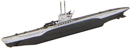 - MRC 37313 EM 1/700 U-Boat Type VIIB German Navy by MRC