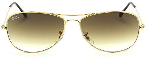 Ray-Ban RB3362 Cockpit Aviator Unisex Gradient Sunglasses 001/51 - ()