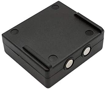 Replacement Battery for HETRONIC 68300900 68300900 68300990 Harris P7300 68300600 68300940 Abitron KH68300990.A Abitron Mini CS 434 Harris P5300 Harris P5370