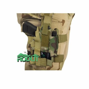 Rodut (TM) Adjustable Right Handed Tactical Leg Holster For Pistol