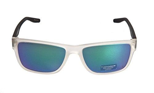 Hickmann T-Charge Plastic Frame Men Sunglasses,Polarized (Matte - T Charge Sunglasses