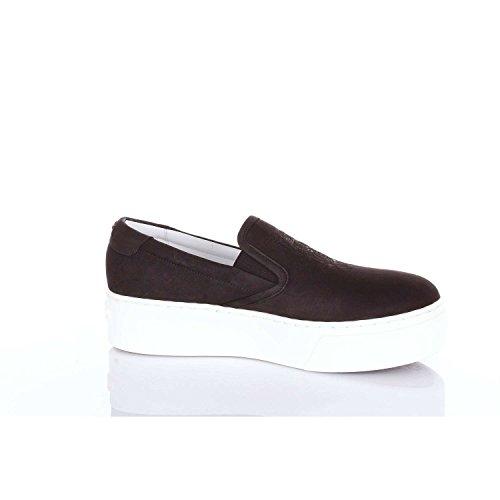 2sl400 Donna Tiger Camoscio Kenzo L55 Zeppa Sneakers 99 on Plateau Scarpe Slip 4xxIFq15