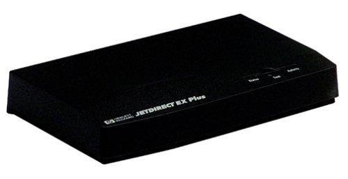 Hewlett Packard Jetdirect Ex Plus Enet 1-Rj45 1Bnc 1Par with 1Mb Mem Mult-Protocol
