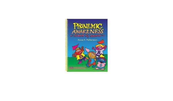 Phonemic Awareness - Sound by Sound: Anne Peterson: 9781575030517 ...