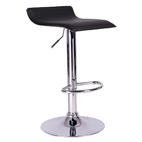 2 DEED Chair Stool - Bar Chair Lifting High Stool Bar Stool Bar Chair Coffee Shop Restaurant Counter Chair Mobile Store Business Chair Modern Simple Adult Home Stool