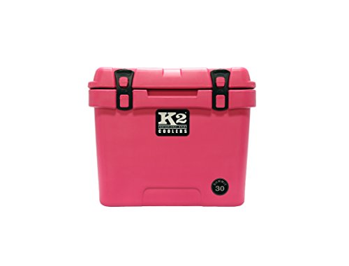 K2 Coolers Summit 30 Pink (S30pk) (K2 Goods Sporting)