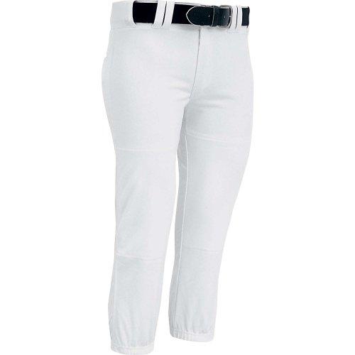 Champro Dri-Gear Performance Softball Pants - Girls - White - Medium - Low Rise Pro Pant