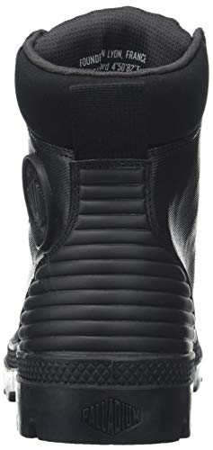 Pampa Black 466 Classici Nero Black Palladium Wpr Cuff Sport Stivali Uomo 1qqw4