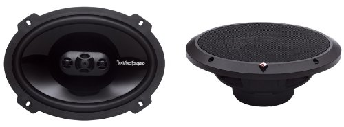 (Rockford Fosgate Punch  P1694 6-Inch x 9-Inch  Full Range Coaxial Speakers)