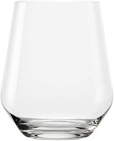 Stölzle Lausitz Whisky Gläser Quatrophil 370ml 6er Set Premiumqualität