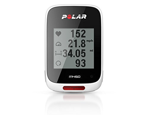 Polar M450 GPS Bike Computer Without Heart Rate