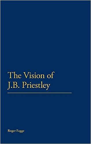 Descargar Libro Gratis The Vision Of J.b. Priestley PDF Libre Torrent