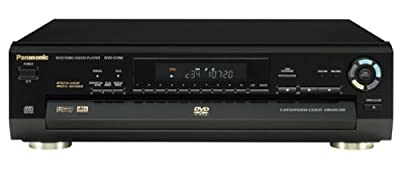 Panasonic DVD-CV50 5-Disc DVD Player by Panasonic