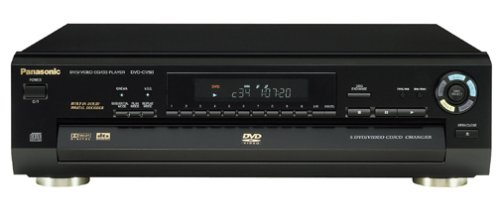 panasonic 5 cd changer - 5