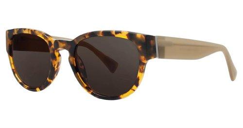 Seraphin Neoclassic Polarized Stanford Sunglasses Tortoise and Taupe - Seraphin Sunglasses