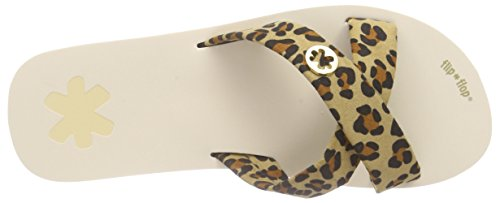 flip*flop Original Cross Leo - Sandalias Mujer Varios Colores - Mehrfarbig (964)