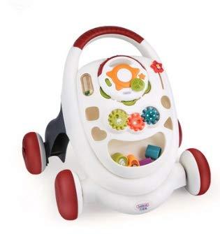 LYgMV 子供のウォーカー赤ちゃん早期学習パズル音楽ウォーカー子供のおもちゃ多機能ベビーウォーカー0-1赤ちゃんのおもちゃ   B07PGTTP2W