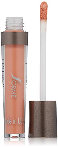 Sorme Cosmetics Lip Thick Plumping Lip Gloss, Barely, 0.11 Ounce ()