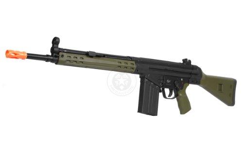 jg sg-3 t3-k3 auto metal gearbox aeg rifle-jg sg-3 t3-k3 auto metal gearbo(Airsoft Gun) (Metal Auto Airsoft Rifle Gun)