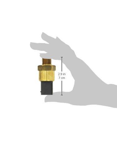 avvitato HELLA 6ZT 007 835-051 Termocontatto Punto dinnesto da 75-92/°C Ventola radiatore Dimensioni filettatura M 14 x 1,5