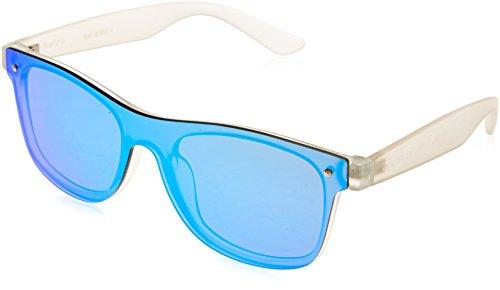 SUNPERS Sunglasses SU18302.8 Lunette de Soleil Mixte Adulte, Bleu